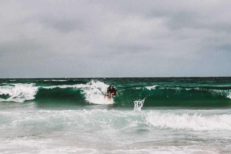 Action Balance Beach